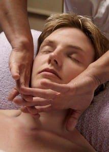 Chinese Face Massage